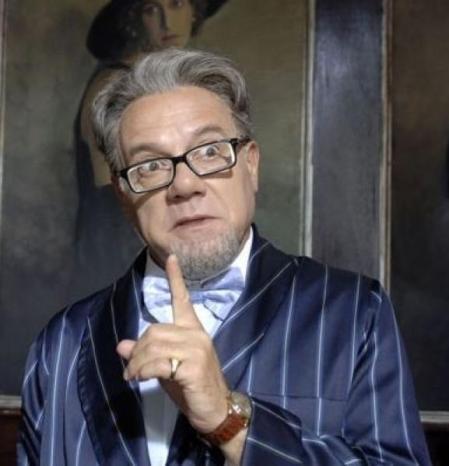 Prof. Callisto Cagnato, il docente in lettere tanto odiato dal signor Perroni