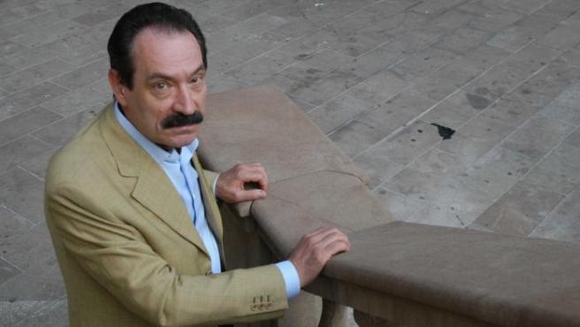 Lo scrittore Sebastiano Vassalli
