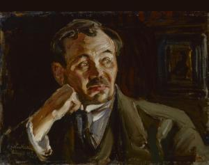 Ritratto di Eino Leino, di Heino Aspelin