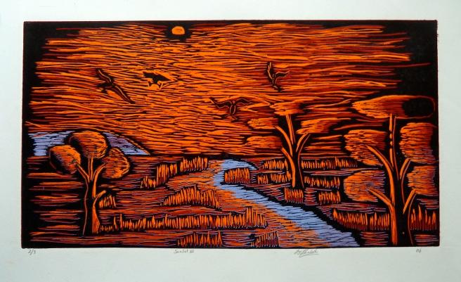opera di Ezequiel Mabote, artista di origine mozambicana