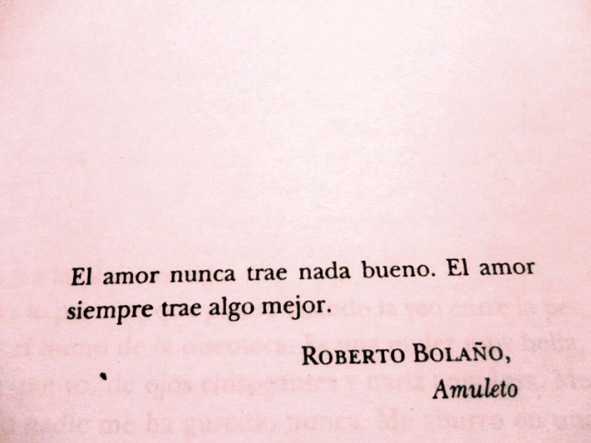 RobertoBolanoAmuleto