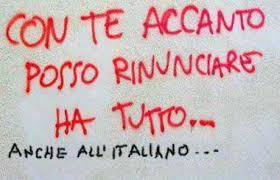 italiano muro