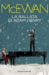 la ballata di Adam Henry copertina