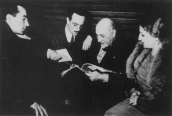 Immagine mostra. I libri in maschera - Luigi Pirandello e le bib